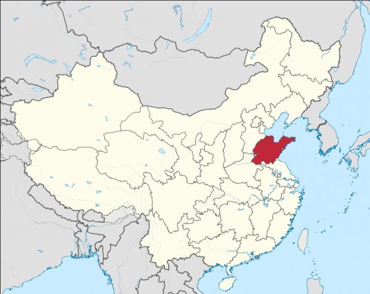 Quelle est la capitale de la province de Shandong ?