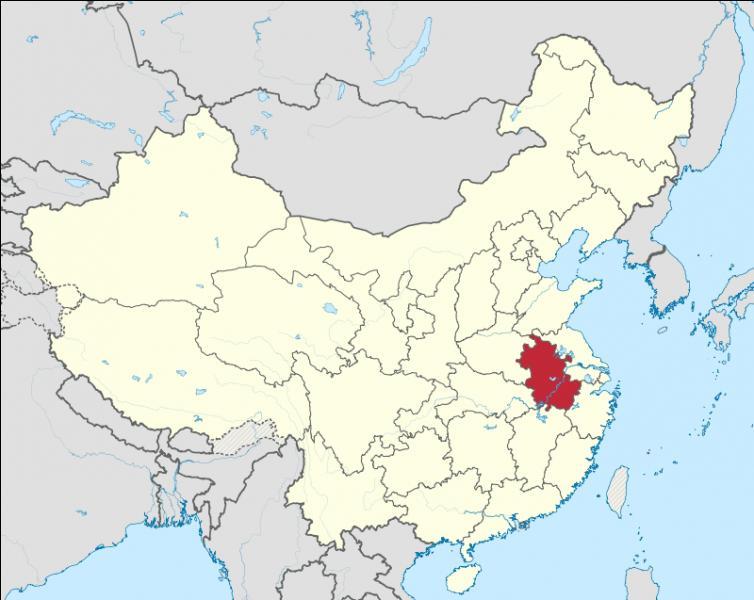 Quelle est la capitale de la province de Anhui ?