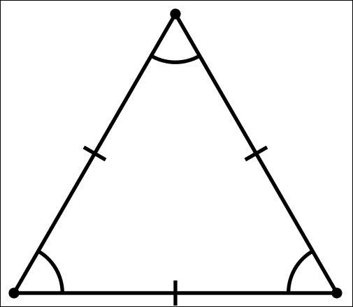 Ce triangle est...