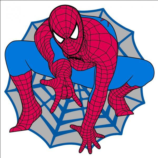 Ma vraie identité, sous ce costume, est Peter Parker. Je suis...