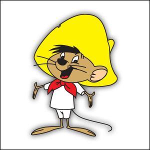 Je suis une souris mexicaine. Je suis...