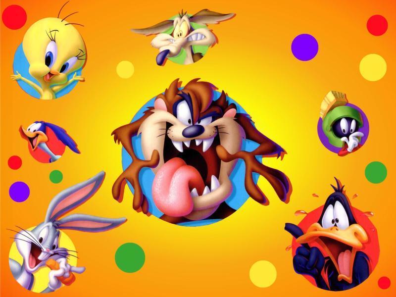Héros de dessins animés