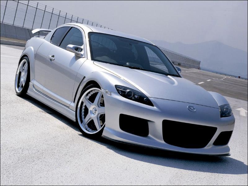 Quelle est cette Mazda ?
