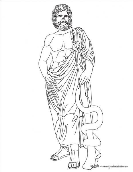 Qui est le dieu de la médecine ?