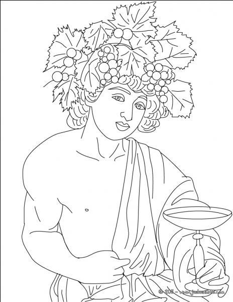 Qui est le dieu de la vigne, du vin et de ses abus ?
