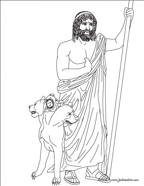 Qui est le troisième grand dieu ?