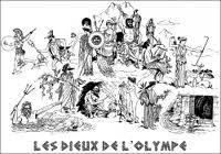 QCM - Dieux grecs