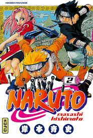 Naruto tome 2 : les citations