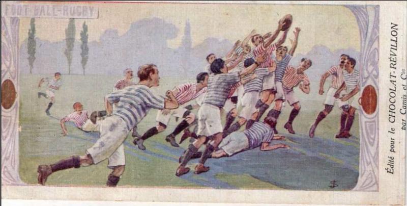 A l'origine, le rugby est une variante du football. Il naît officiellement en 1823 et ses règles sont confirmées en 1863. Mais quelle est l'étymologie du mot rugby ?