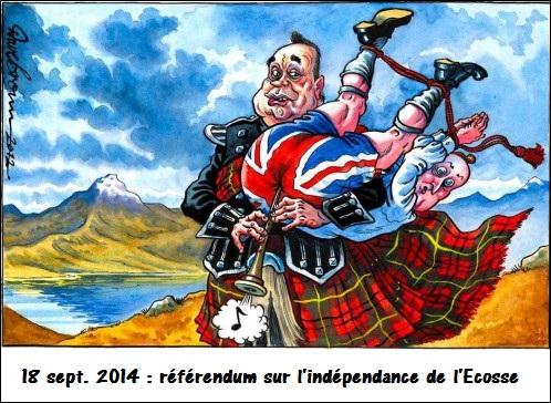En septembre 2014, les Écossais seront appelés à un référendum sur l'indépendance de l'Écosse (qui a déjà le statut de région semi-autonome). Deux batailles sanglantes entre l'Écosse et l'Angleterre restent encore dans les mémoires. Lesquelles ?
