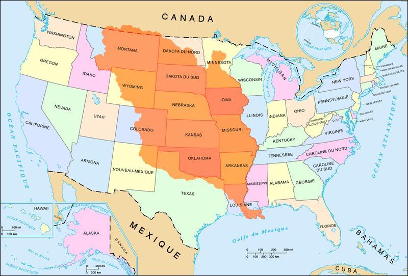 La colonie française de Louisiane représentait 22 % de la superficie actuelle des USA. Par qui a-t-elle été vendue aux Etats-Unis d'Amérique et pour quelle raison ?