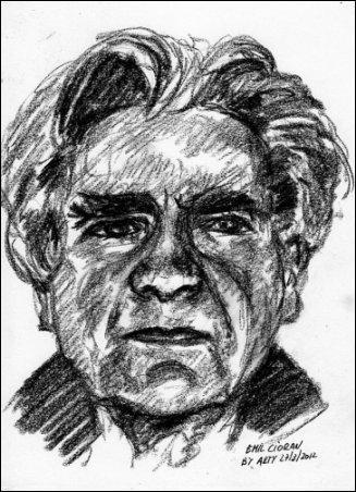 Errances de jeunesse ? Devenu « moraliste apolitique », Emil Cioran (1911-1995) écrivait avant-guerre : « Il n'y a pas d'homme politique dans le monde d'aujourd'hui qui m'inspire plus...
