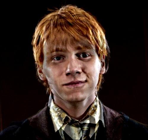 Indice : C'est un Weasley !