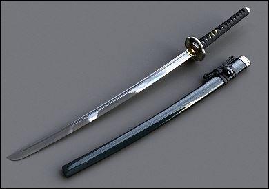 Le katana est une arme :