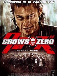 """Le film """"Crows Zero"""" est de nationalité :"""