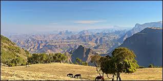 Nous commençons ce voyage avec la capitale de l'Ethiopie qui est...