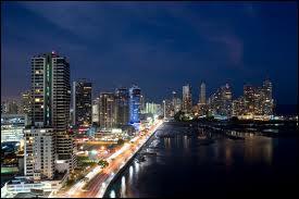 Quelle est la capitale du Panama ?