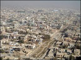 Quelle est la capitale de l'Afghanistan ?