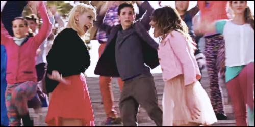 Dans ce clip, Violetta joue la méchante. De quel clip s'agit-il ?