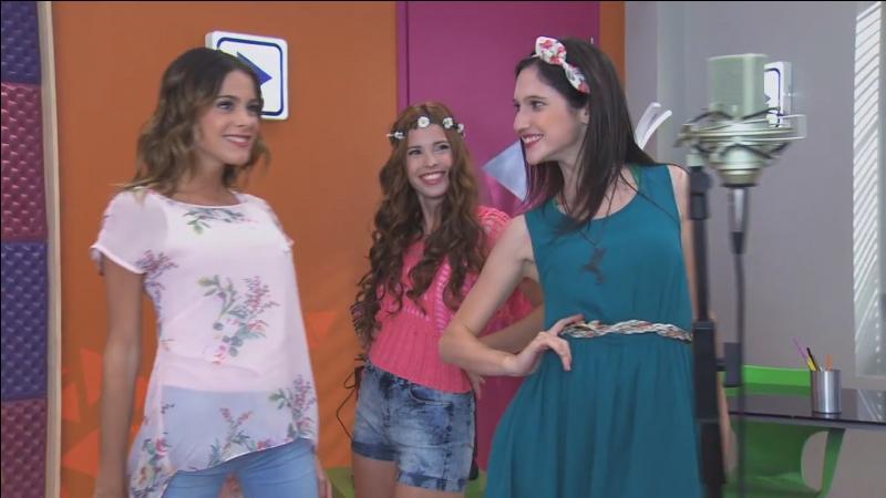 Cette chanson représente l'amitié de Violetta, Francesca et Camila. Comment se nomme cette chanson ?