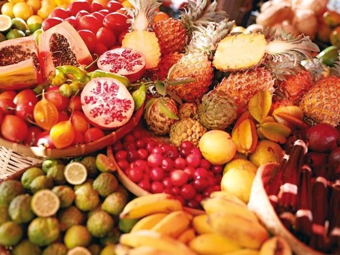 120   Les fruits dans la gastronomie