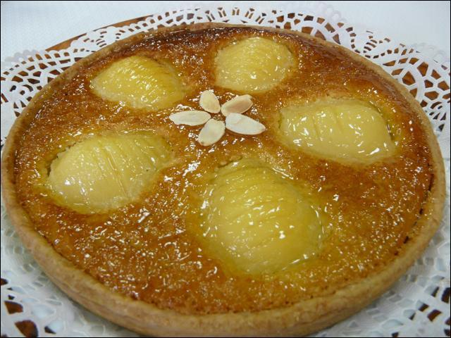 """Dans la famille des tartes, je demande """"Bourdaloue""""."""
