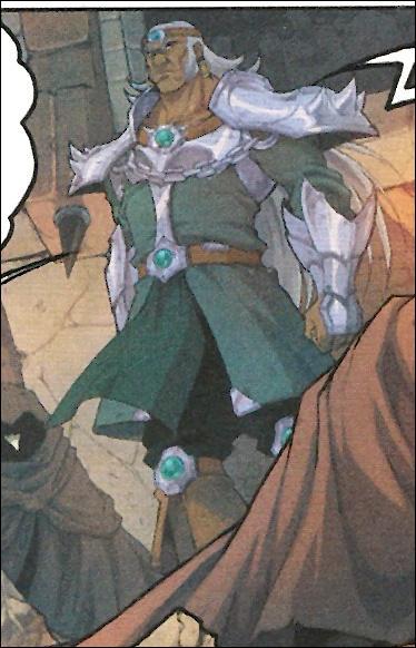 Qui est le maître de Gryf ?