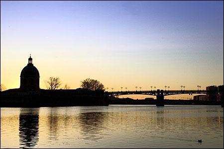 Quel fleuve traverse la ville de Toulouse ?