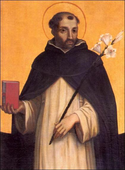 En 1215, quel religieux fonde à Toulouse l'ordre des frères prêcheurs ?
