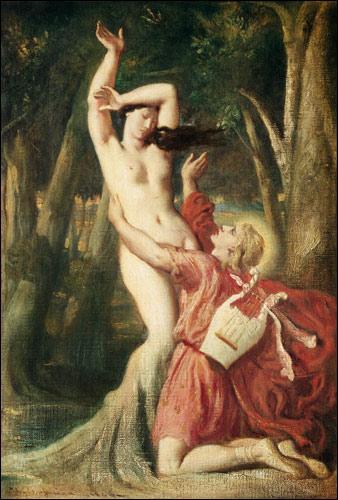 Qui a peint Apollo et Daphné ?