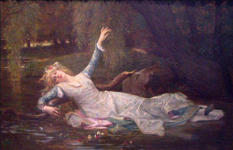 Qui a peint Ophelia ?