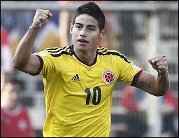 Combien de buts James Rodríguez a-t-il mis dans cette Coupe du monde ?