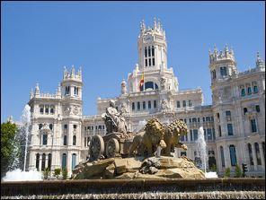 Facile, comme d'habitude, le pays qui a pour capitale Madrid est :