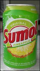 Le groupe Sumol, connu pour ses sodas à l'ananas et à l'orange est :