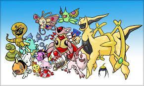 Pokémon - Les versions Shiny (1)