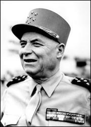 En réussissant là où les Alliés avaient échoué, ce général français offrit à l'AFL sa première victoire sur le sol européen. Qui est-il ?