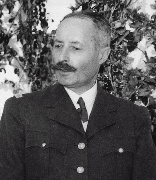 Prisonnier de guerre, ce général français mit au point un plan d'évasion qui provoqua la colère d'Hitler, avant d'aller rejoindre l'Afrique du Nord. Qui est-il ?