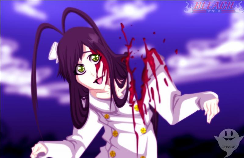 Giselle Gewelle a le pouvoir de transformer tous ceux qui touchent son sang en zombies. Mais contre qui se bat-elle ?