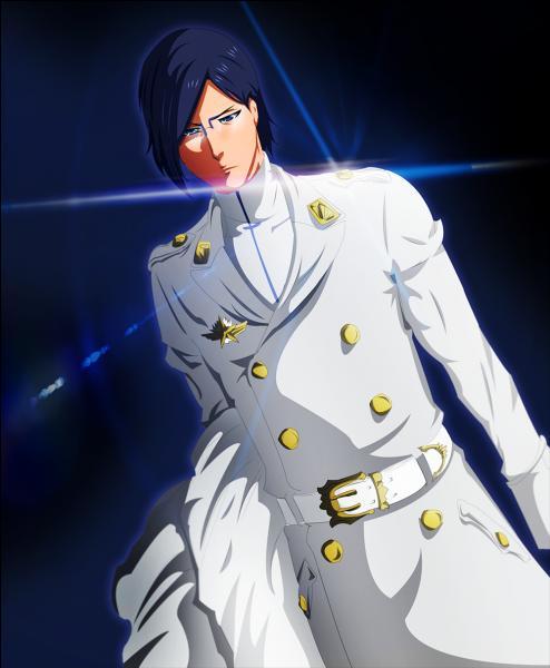 Uryu ishida, traître pour Ichigo et ses amis, vient de foulait le sol de la division 0. Contre qui a-t-il affaire ?