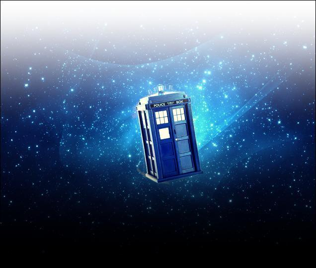 Le TARDIS (Doctor Who)