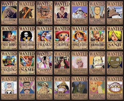One Piece : l'homme le plus fort