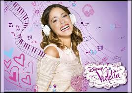 Quel est l'instrument de musique préféré de Violetta ?