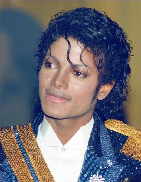 A quel âge Michael a su qu'il avait le Vitiligo ?