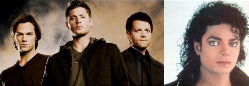 Michael a-t-il joué dans la série Supernatural ?