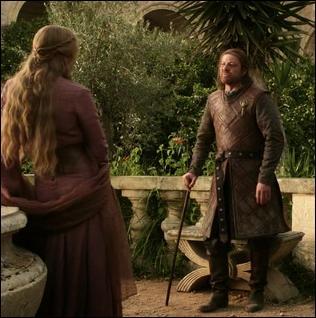Que dit Eddard à Cersei ?