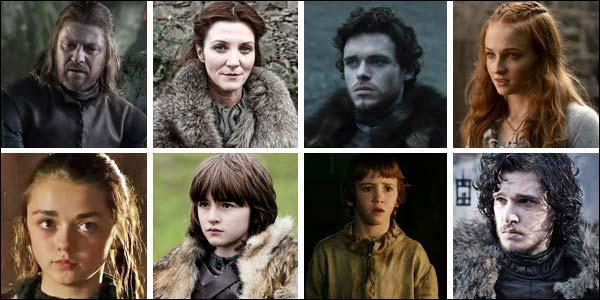 Quelle est la devise de la famille Stark ?