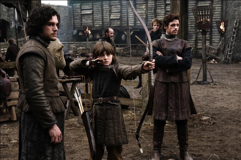 Game of Thrones - Saison 1 - Les Stark