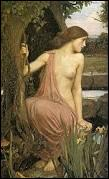 Comment se nommait la nymphe amoureuse de Narcisse ?