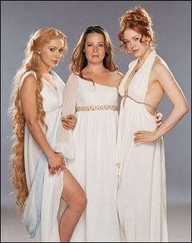 Quelles sont les vraies déesses ?