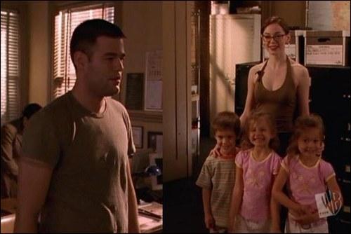 Lequel des enfants de Paige a été adopté (dans les comics) ?